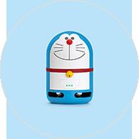 인공지능 스피커 프렌즈 미니 도라에몽 에디션 출시